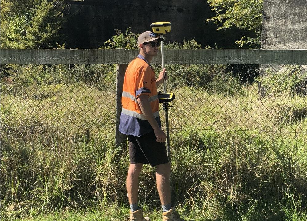 land surveyor Felix - aerialsmiths nz