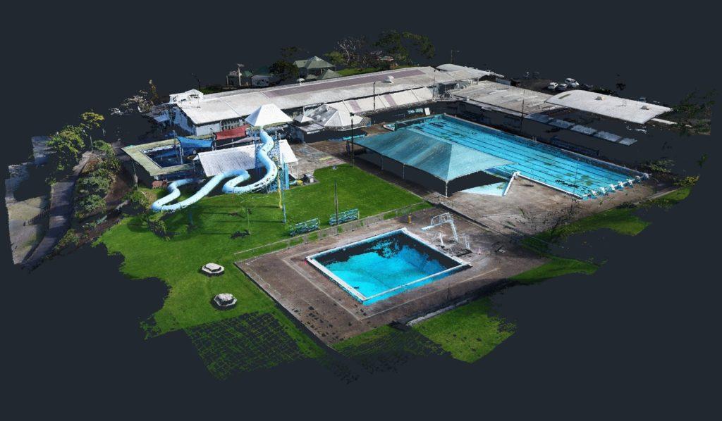 Digital site Modelling - aerialsmiths nz